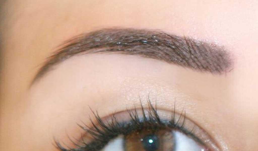 makijaż permanentny brwi. efekty salon kosmetyczny